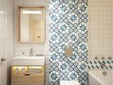Bathroom Ceramic Design Ideas Tri Prekrasna Apartmana Manjih Od 50 Kvadrata S Tlocrtima