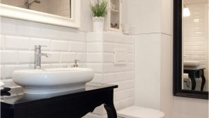 Bathroom Design Ideas Glasgow Czerń W Bieli Łazienka Zdjęcie Od WnĘtrznoŚci Anna Marszałkowska
