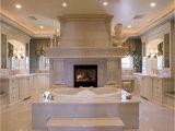 Bathroom Design Ideas with Fireplace 65 Luxurious Master Bathroom Design Ideas for Amazing Homes