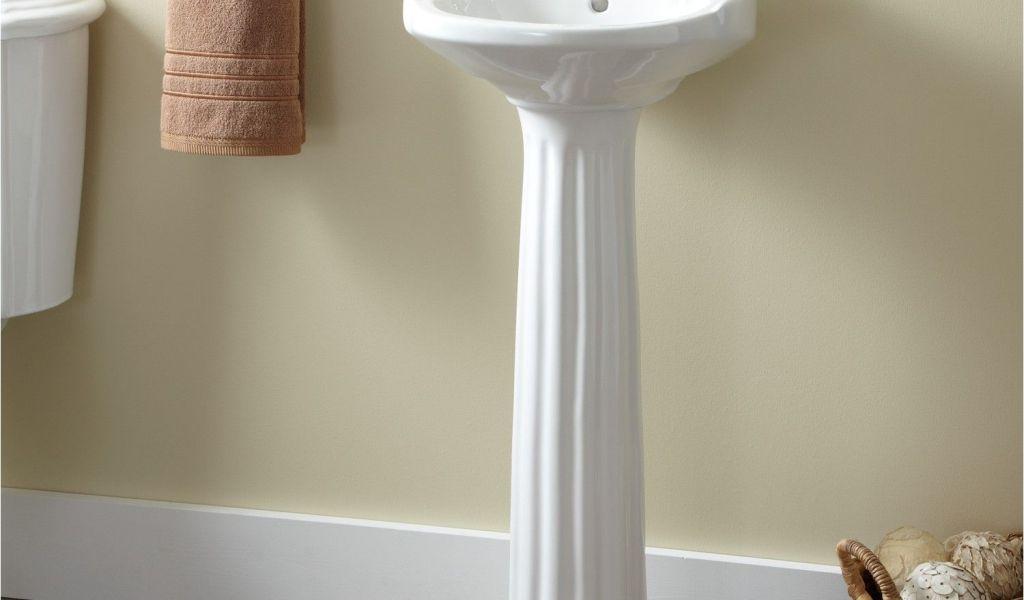 Bathroom Design Ideas With Pedestal Sink Victorian Ultra Petite