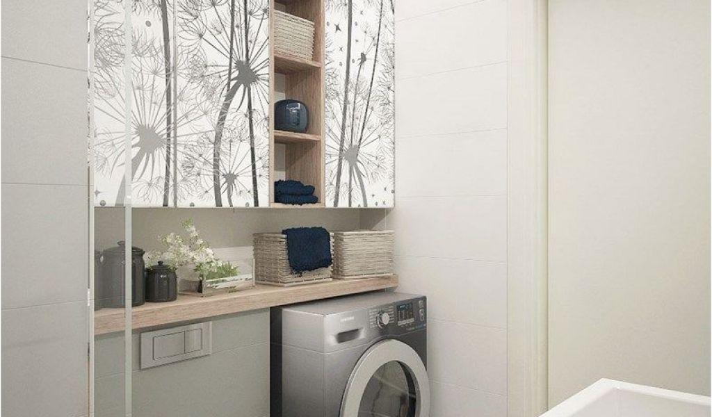 Bathroom Design Ideas With Washer And Dryer Kompaktowa Lazienka Zdjä