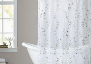Bathroom Rugs And Shower Curtains At Walmart Navy Ruffle Curtain Fantastic Rings