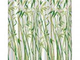 Bathroom Shower Curtain Design Ideas 2018 Waterproof Shower Curtain 3d Green Bamboo Decorations Printed