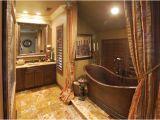 Bathtub Alcove Decor Wonderful Copper Bathtub Design for Impressive Bathroom