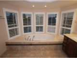 Bathtub Alcove Window 6 Foot Tub In Window Alcove & Glass Tile Inlaid Floors