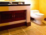 Bathtub assist Unordinary What Kind Of Flooring is Best for A Bathroom Bathroom
