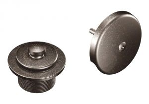 Bathtub Covers Home Depot Moen Tub and Shower Drain Covers In Oil Rubbed Bronze T90331orb