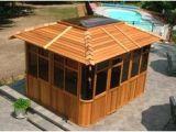Bathtub Enclosures Canada Hot Tub Enclosures On Pinterest