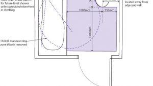 Bathtub Height Uk Dimension Minimum Wc Dimensions Logement toutes Les