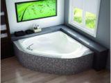 Bathtub Jacuzzi Size Corner Bathtub Sizes for 2020 Ideas On Foter