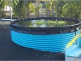 Bathtub Liner for Water Storage Stock Tank Liner – Cotvetfo