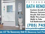 Bathtub Liners Ottawa Peterborough Bath Renovators Peterborough On 8 637