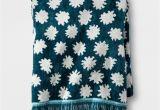 Bathtub Pillow Target Opalhouse Sheered Floral Fringe Bath towel Target Home Home Decor