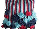 Bathtub Pillow Target Rizzy Home Frayed Rope Throw Pillow 18×18 Throw Pillows