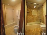 Bathtub Remodel before and after Bath Remodel Ideas Little Piece Me