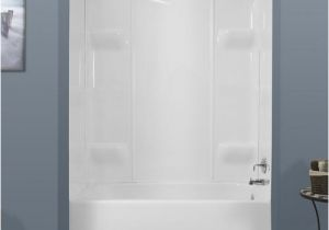 """Bathtub Surround 36 Lyons Pro tough Heavy Gauge 60"""" X 32"""" Bathtub Wall"""