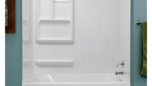 Bathtub Surround Accessories Lyons Versatile Sectional Bathtub Wall Kit at Menards