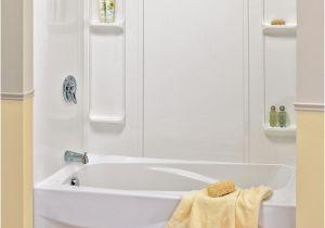 Bathtub Surround Accessories Maxx Elan 000 129 5 Piece Bathtub Wall Kit 48 61