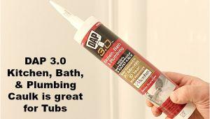 Bathtub Surround Caulking How to Caulk A Bathtub Beautiful Results