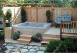 Bathtub Surround Deck 15 Hot Tub Deck Surround Ideas