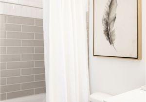 Bathtub Surround Grey Show N Tell solameer townhome Bathroom