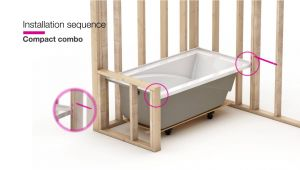 Bathtub Surround Installation Instructions Maax Modulr — Bo Shower and Bathtub Installation
