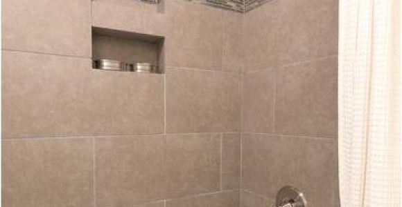 Bathtub Surround Niche 12 X 24 Tile On Bathtub Shower Surround