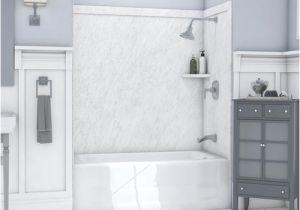 "Bathtub Surround Professional Flexstone Elite 60"" X 32"" Bathtub Surround at Menards"