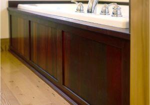 Bathtub Surround Professional Reclaimed Wood Bathtub Surround Traditional Bathroom