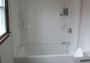 Bathtub Surround Remodel Shower Wall Kits Low Maintenance Innovate Building