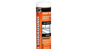 Bathtub Surround Sealant 10 3oz Tub Surround Adhesive Dap Plastic Tub