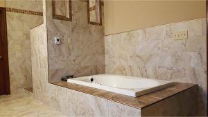 Bathtub Surround Trim Kerdi Board Tub Deck Schluter Trim