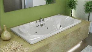 Bathtub Vs Whirlpool Shop Whisper 72 X 36 White Whirlpool Tub Free Shipping