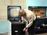 Bathtub Whirlpool Machine Washing Machine Repair Replacing the Tub Bearing Kit
