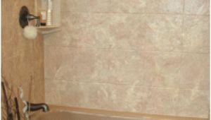 Bathtub with Surround Walls Bathroom Wall Surround Systems
