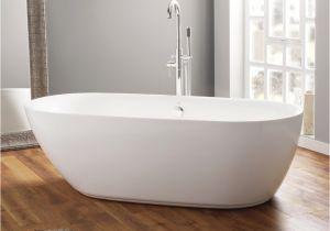 Bathtubs 1500 April Cayton Contemporary Freestanding Bath 1500mm X 700mm