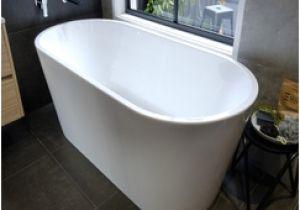 Bathtubs 1500mm Akemi Freestanding Bath 1500mm White Bathtubs
