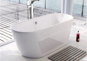 Bathtubs 1500mm Pura Essence 1500mm Freestanding Bath Pb109