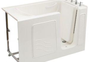 Bathtubs 4 Ft Universal Tubs 4 5 Ft Right Drain soaking Walk In Bathtub