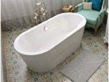 Bathtubs 46 Inch Wyndham Collection Hannah 59 Inch Freestanding Bathtub In