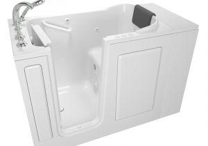 """Bathtubs 48 X 28 American Standard 48"""" X 28"""" Walk In Bination Bathtub"""
