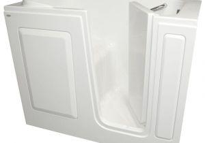 Bathtubs 48 X 28 American Standard Gelcoat 48 In X 28 In Left Hand Walk