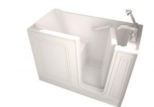 "Bathtubs 48 X 28 American Standard Gelcoat 48"" X 28"" Walk In Tub"