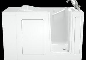 Bathtubs 48 X 28 Gelcoat Value Series 28×48 Inch Walk In Whirlpool Tub