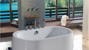Bathtubs 54 Inches Long Aquatica Purescape 54 75 Inch Freestanding Tub Purescape