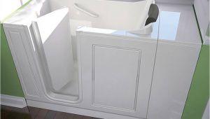 Bathtubs 58 Luxury Series 28×48 Walk In Tub Left Drain