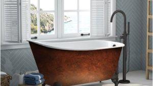 Bathtubs 58 X 30 Cambridge Plumbing Cast Iron Clawfoot 58 X 30