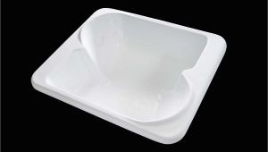 """Bathtubs 60 X 28 Be7260 72"""" X 60"""" Bathtub Square Drop In"""