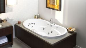 "Bathtubs 60 X 42 Maax Living 60"" X 42"" Acrylic Oval Drop In Bathtub"