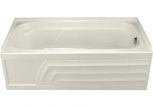"""Bathtubs 66 X 32 American Standard Colony 66"""" X 32"""" soaking Bathtub with"""